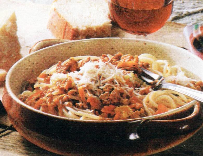 Спагетти болонезе | Кулинарные рецепты / Very-stylish