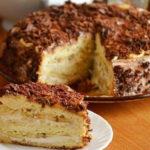Торт банановое наслаждение | Кулинарные рецепты / Very-stylish