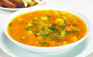 Чечевичный суп   Кулинарные рецепты / Very-stylish