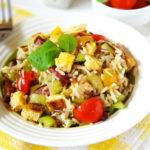Испанский салат с рисом | Кулинарные рецепты / Very-stylish