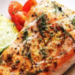 Лосось в духовке в фольге | Кулинарные рецепты / Very-stylish