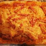 Пицца домашняя | Кулинарные рецепты / Very-stylish