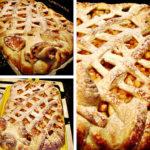 Пирог с яблоками | Кулинарные рецепты / Very-stylish