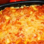Рыба запеченная с грибами и помидорами | Кулинарные рецепты / Very-stylish