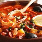 Солянка по-Сибирски с грибами | Кулинарные рецепты / Very-stylish