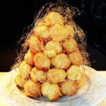 Торт Крокембуш | Кулинарные рецепты / Very-stylish