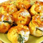 Закуска Мешочки с сюрпризом | Кулинарные рецепты / Very-stylish