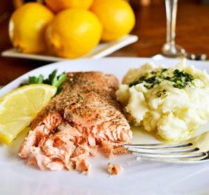 Лоcоcь зaпеченный | Кулинарные рецепты / Very-stylish