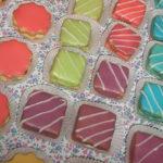 Песочные пирожные с глазурью | Кулинарные рецепты / Very-stylish