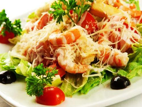 Салат Цезарь с пекинской капустой | Кулинарные рецепты / Very-stylish