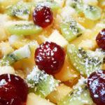 Зимний фруктовый салат | Кулинарные рецепты / Very-stylish