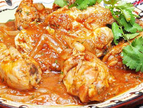 Чахохбили из курицы | Кулинарные рецепты / Very-stylish