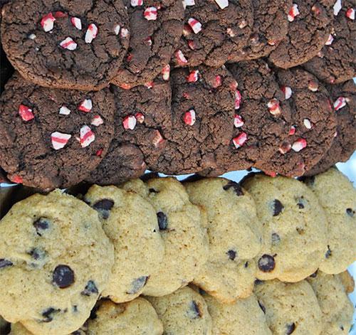 Домашнее шоколадное печенье | Кулинарные рецепты / Very-stylish