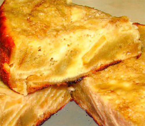 Шарлотка с яблоками | Кулинарные рецепты / Very-stylish