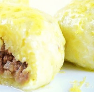 Картофельные зразы | Кулинарные рецепты / Very-stylish