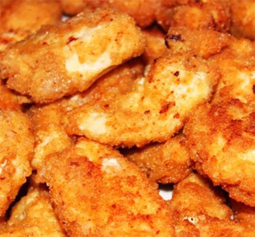 Куриные наггетсы в домашних условиях | Кулинарные рецепты / Very-stylish