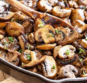 Как готовить грибы?