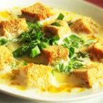 Сырный суп | Кулинарные рецепты / Very-stylish