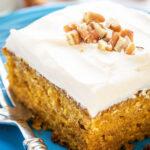 Тыквенный пирог | Кулинарные рецепты / Very-stylish