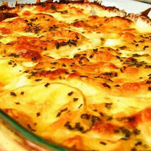 Картофельная запеканка с курицей | Кулинарные рецепты / Very-stylish