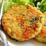 Хрустящие овощные котлеты | Кулинарные рецепты / Very-stylish