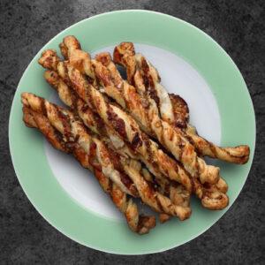 Закуска твисты с песто | Кулинарные рецепты / Very-stylish