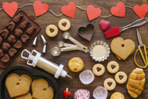 Всё, что вы хотели узнать о силиконовых формах для выпечки | Heart photo created by freepik - www.freepik.com