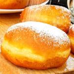 Немецкие пончики берлинеры