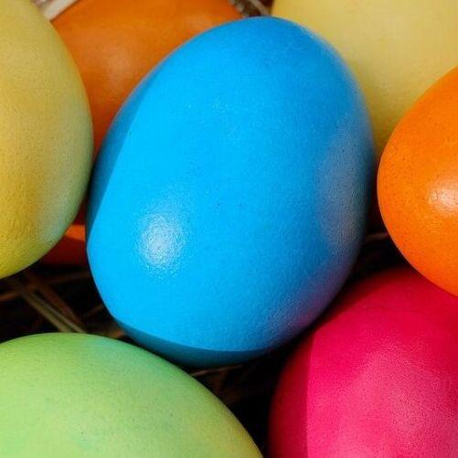Как красить яйца на пасху | Изображение Couleur с сайта Pixabay