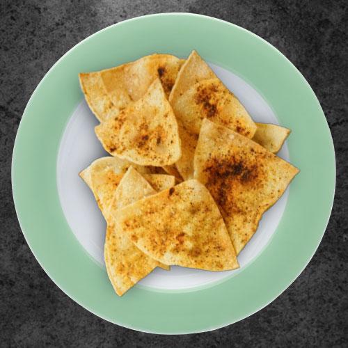 Домашние чипсы начос