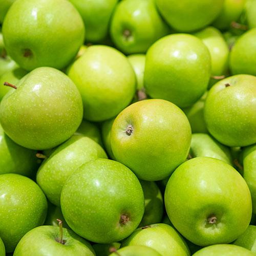 Пектин содержится в клеточных стенках яблок | Background photo created by pereslavtseva - www.freepik.com
