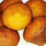 Медовые кексы с лимонным соком